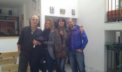 Hostel Taurus:Maria Susana Tours Garcia with family